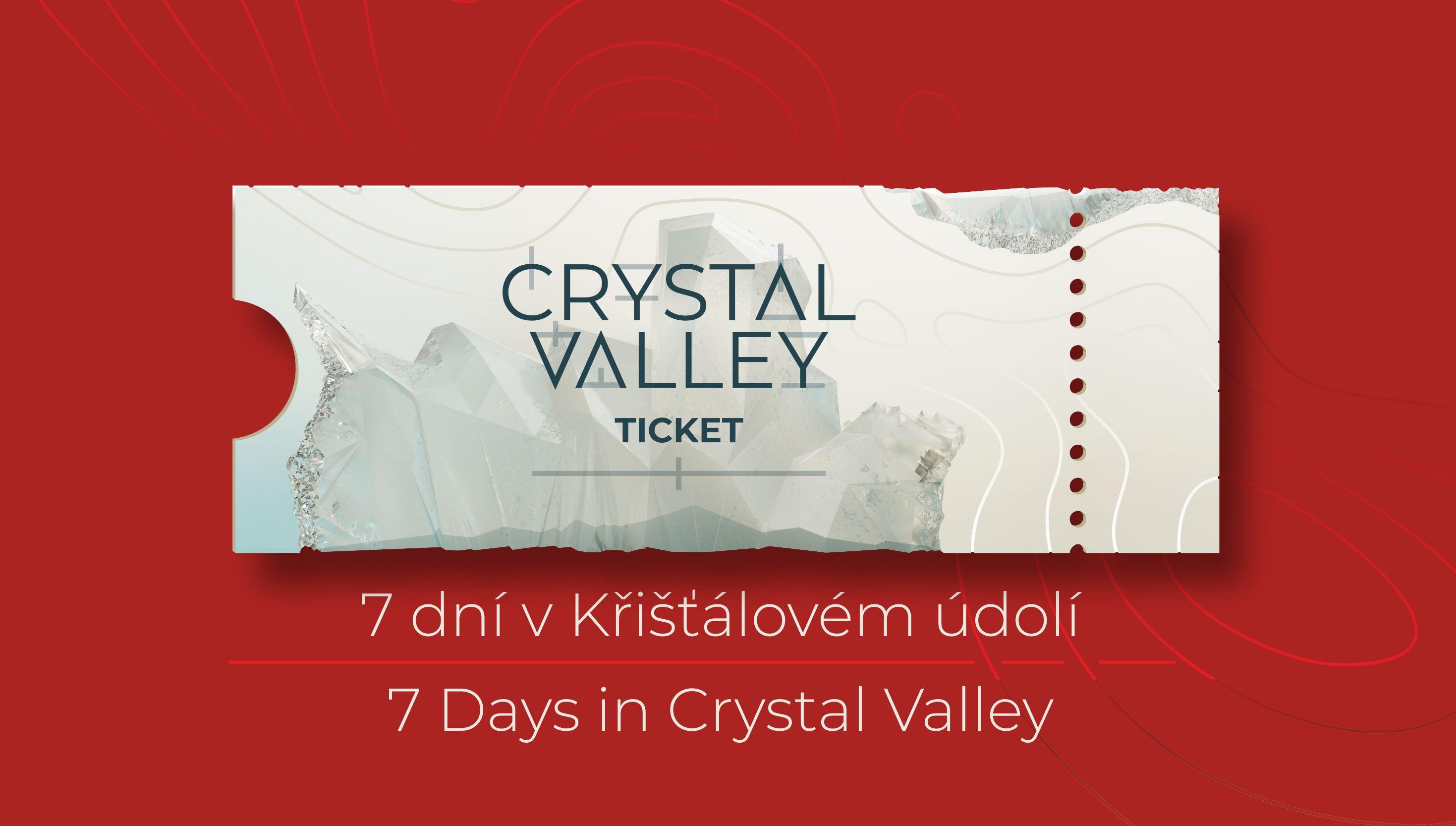 7 dní v Křišťálovém údolí 2021